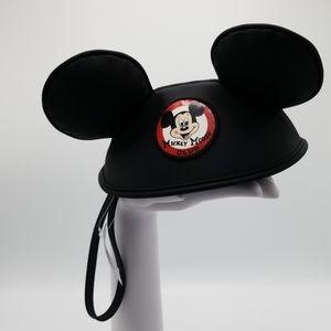 Disney Parks Mickey Mouse Club Ear Clutch